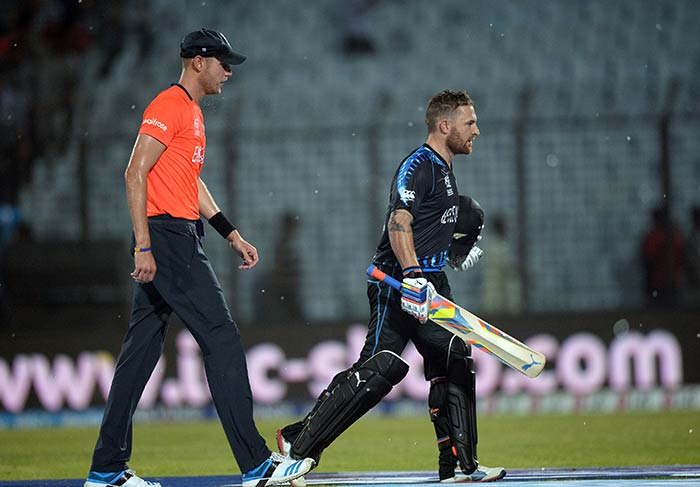 Aggression is vital in a T20 match. New Zealand won their opening WT20 Super-10 match because they were more aggressive which helped them in a rain-hit match.<br><br>Here are some of the highlights.<br><br>Images courtesy AFP and AP.