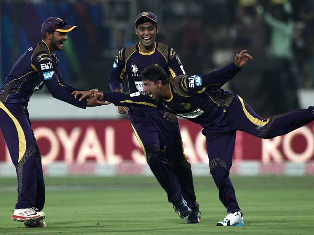 CLT20: Brave Kolkata Knight Riders Bring Down Perth Scorchers