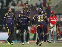 IPL: Glenn Maxwell Fifty In Vain, KKR Beat KXIP By Seven Runs