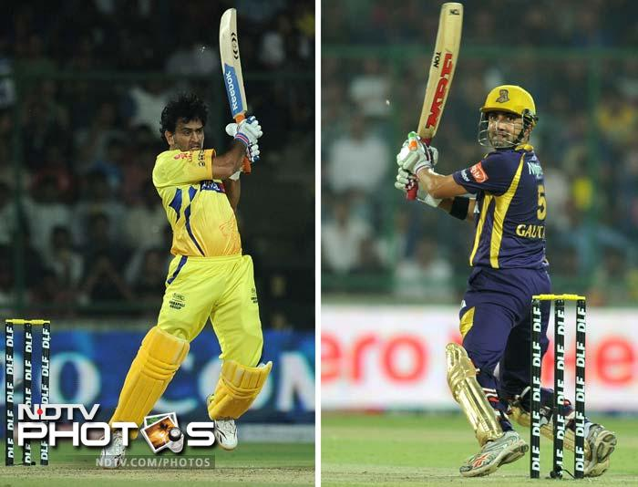 Both finalists of IPL 5, Kolkata Knight Riders and Chennai Super Kings, have had their stand out players who have carried their sides into the title clash. Both also have captains who have led from the front and whose performances will again be crucial to their teams' chances in the summit clash. A look at all the players who are likely to make a huge difference in the result of the IPL final.