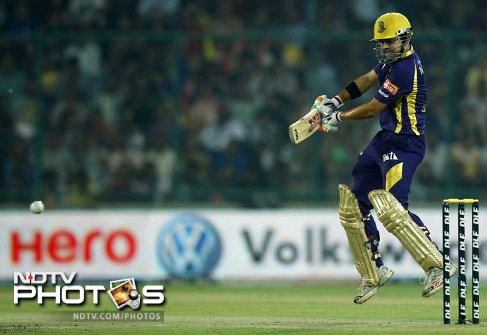 <b>Gautam Gambhir:</b> The skipper has led from the front and has proved his team's owner Shah Rukh Khan's decision to revamp the squad at the end of season 3 was a right one. With six fifties and a strike-rate of about 145, Gauti finished the league stage only behind Chris Gayle in the list of top-scorers. In fact KKR rely so heavily on their captain that if the opposition gets Gambhir out early they will really fancy their chances of lifting the Cup.