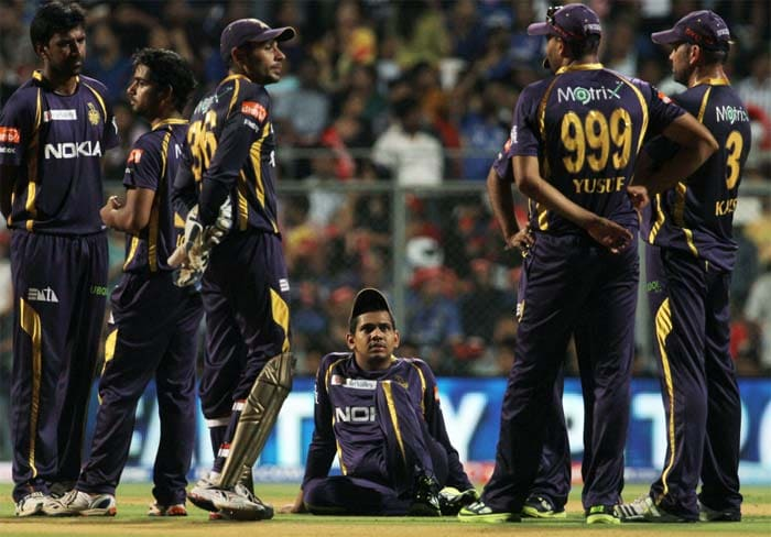 Kolkata appeared to regroup and looked to get back in the game. (Image credit BCCI)