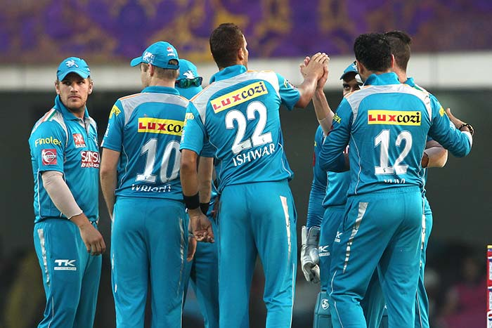 But Pune were home by 7 runs as Kolkata's campaign ended and Pune got their 3rd win. (BCCI Image)