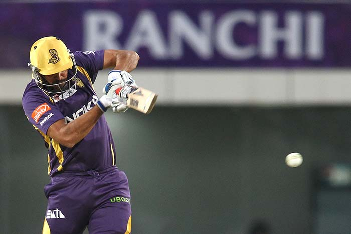 Yusuf Pathan smashed 72 from 44 balls to keep Kolkata in the race. (BCCI Image)