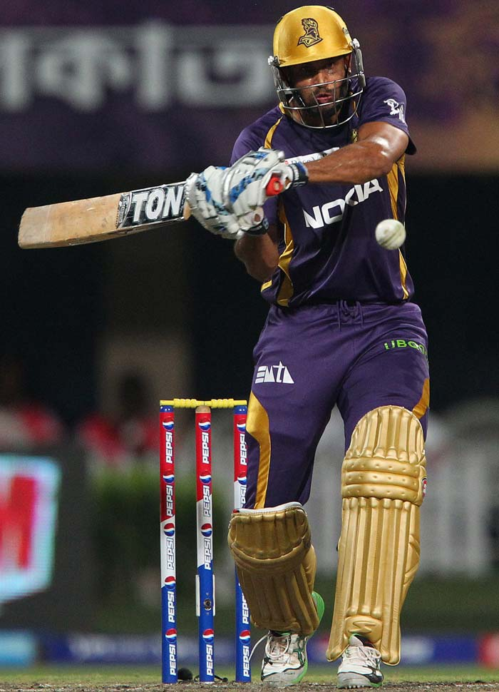 Kolkata Knight Riders kept up their hopes in the tournament with an eight wicket win over Rjasthan Roylas at the Eden Gardens in Kolkata. (Image credit BCCI)