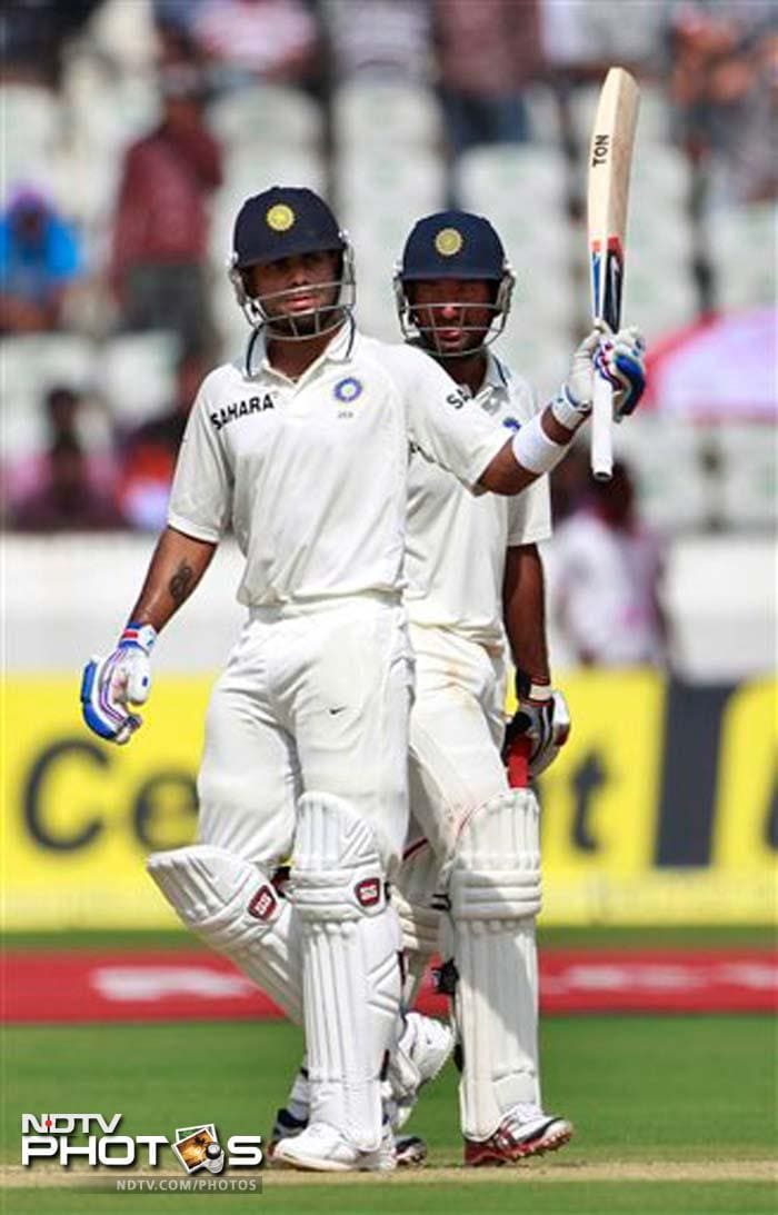 Virat's debut in Test cricket happened in 2011. In the tour Down Under, when every Indian batsman failed, he was the lone bright spot with a century.