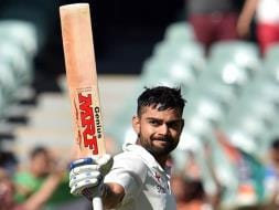 1st Test, Day 2: Kohli Ton Leads Strong Indian Response