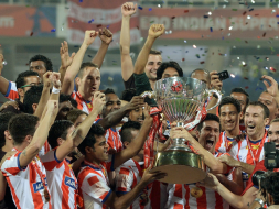 Photo : Atletico de Kolkata Beat Kerala Blasters to Win 1st ISL