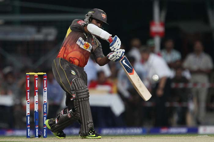 Even Parthiv Patel - the other opener - was watchful and scored 27 off 31. (BCCI image)