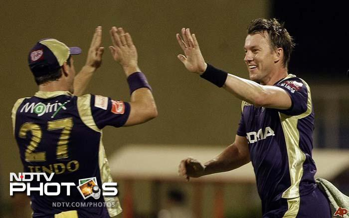 <b>Brett Lee:</b> He made a comeback into the Australian ODI team after fighting off injuries. He is still the spearhead of a lethal Aussie pace attack and that bodes well for KKR. Having participated in the CB tri-series and the ODIs against the West Indies, Lee also has enough match practice under his belt.