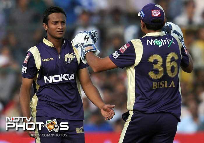 <b>Shakib Al Hasan:</b> The all-rounder proved why he is one of Bangladesh's best talents. The man of the series in the Asia Cup bailed out his team in almost every game and will be expected to do a similar job for KKR. His wily spin bowling on Indian pitches will be an added bonus.