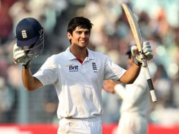 Kolkata Test, Day 2: It's all about captain Cook and England, India under the pump