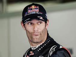 Photo : Korean GP qualifiers: It's a Red Bull-fight as Mark Webber takes pole