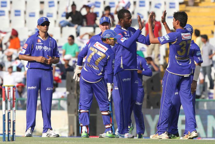 Cooper removed Marsh as well as Punjab began to fall apart. (BCCI Image)