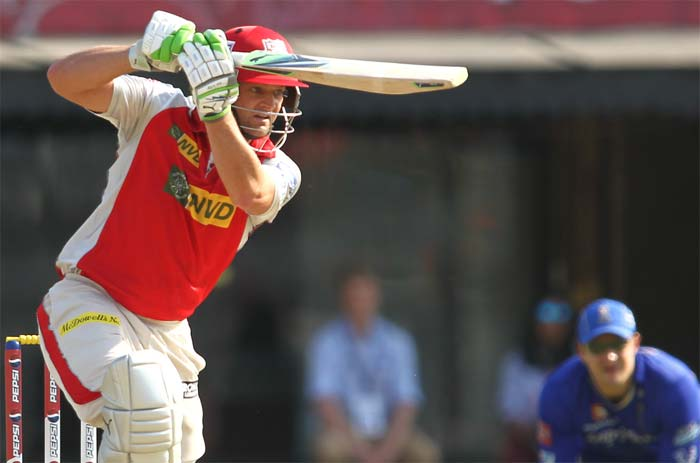 Adam Gilchrist marked his return with a glorious 42 from 32 balls. (BCCI Image)