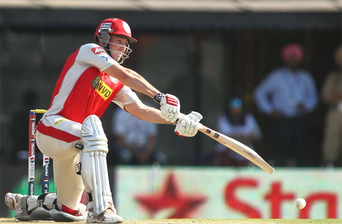 Shaun Marsh was in awesome touch smashing 77 from 64. (BCCI Image)