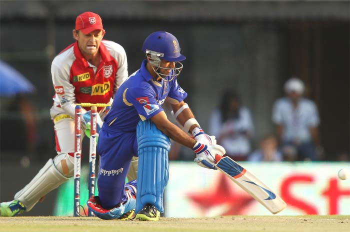 Ajinkya Rahane led the charge with 59 not out from 49. (BCCI Image)