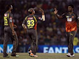 Hyderabad script 30-run win over Punjab