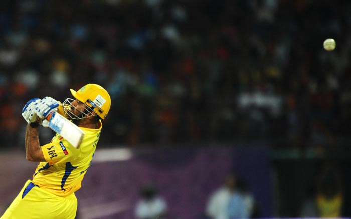 Skipper MS Dhoni though came to the middle and made full use of the remaining overs to take his team to a total of 131 in the re-alloted overs.