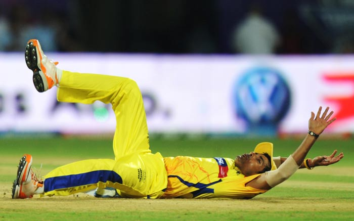 The damage though had already been done as even though McCullum fell soon after, the Chennai Super Kings were unable to salvage the match as Kochi won with 2 overs to spare.