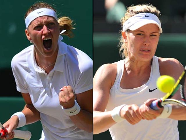 Wimbledon: It's Petra Kvitova vs Eugenie Bouchard for the crown!