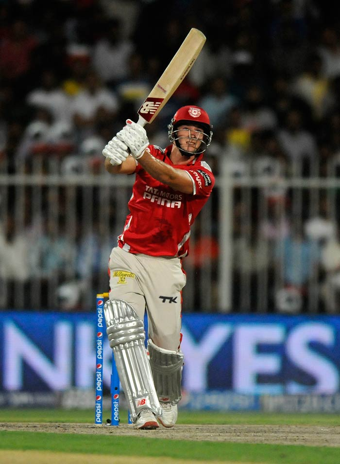 After Maxwell departed, it was David Miller who finished the game. He smashed an unbeaten 19-ball 51 to ensure Kings XI Punjab seal the victory with eight balls remaining.