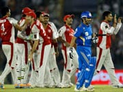 IPL 4: Kings XI Punjab vs Mumbai Indians