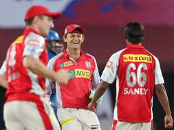 Punjab end campaign with 50-run win over Mumbai