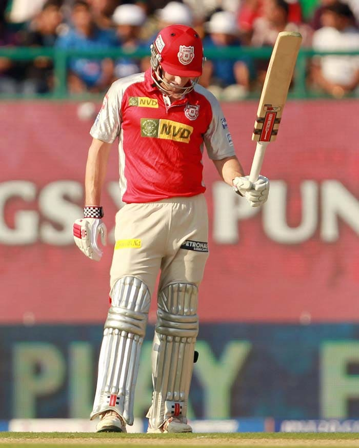 Shaun Marsh led the fightback with 63 from 47 balls. (BCCI Image)