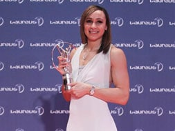 Photo : All the winners at the Laureus Sports Awards 2012-13