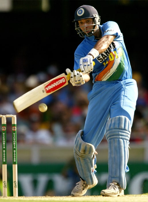 Laxman was consistently dropped from the Indian ODI squad after Greg Chappel took over as coach.<br><br> His batting was considered too one paced and lacked the firepower that was needed to give the innings a boost in the shorter format.<br><br> All this happened even after the fact that Laxman had one of the best numbers among the leading Indian batsmen in ODIs during that period.