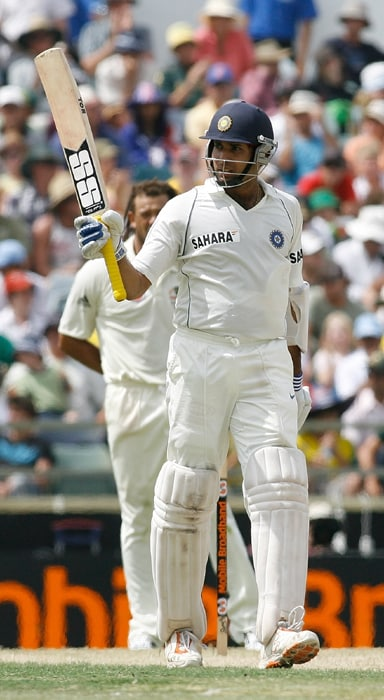 Laxman tormented the Aussies again, this time on their own soil 'Down Under'.<br><br> During India's 2003-04 tour, he cracked two tons, 148 at Adelaide and 178 at Sydney which allowed India to win a Test in Australia after two decades and also draw the series.