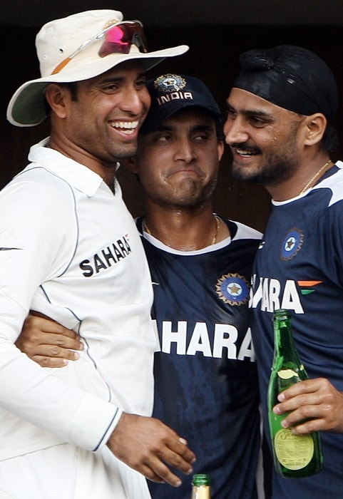 VVS Laxman along with Harbhajan Singh played a pivotal role in helping India beat Australia. The two would go on to give many a stellar performances under the captaincy of Sourav Ganguly.