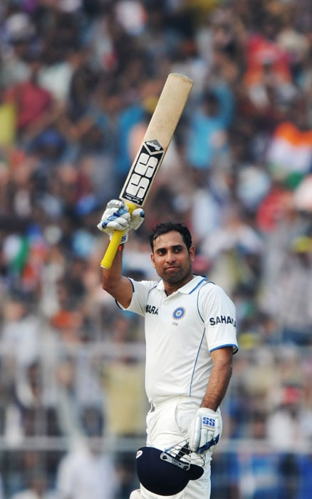 VVS Laxman returned to his favourite hunting ground in 2009 and was given a standing ovation by the crowd at the Eden Gardens in Kolkata as he scored a majestic 143 against South Africa in a record stand for the seventh wicket with M S Dhoni.<br><br> He also surpassed 7000 Test runs in the same Test match and helped India win the Test which helped them to square the series and also hang on to their top spot in Test cricket.