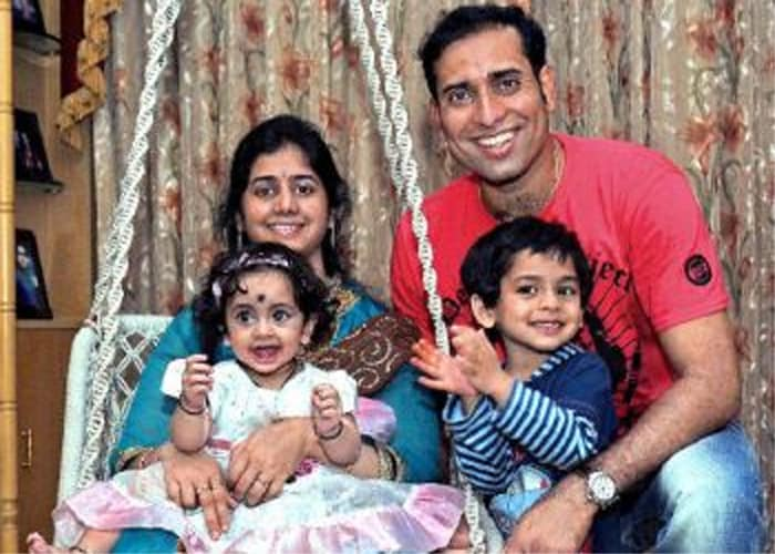 The couple is now blessed with two kids. Son Sarvajit, and a daughter Achintya.