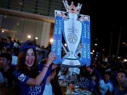 Leicester City's Fairytale Premier League Title Sends Fans Into Tizzy