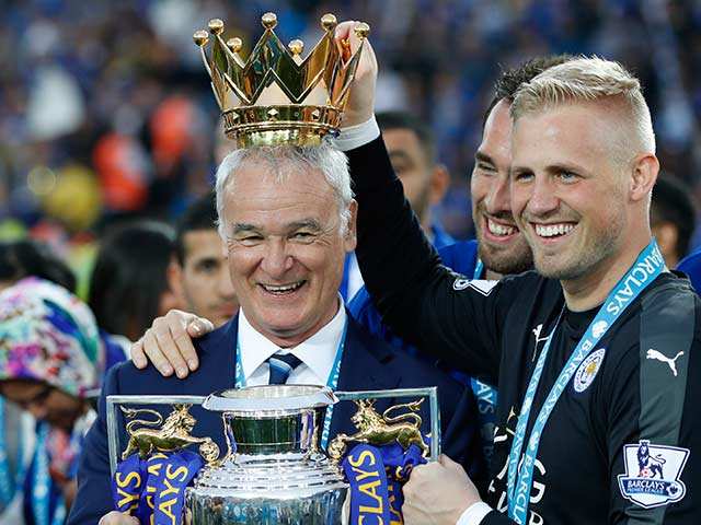 Leicester City Complete Miracle Journey By Lifting Premier League Trophy