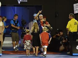 Lleyton Hewitt, Australia's National Treasure Bids Goodbye