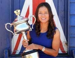 Australian Open: Champion Li Na's day out under Melbourne sun