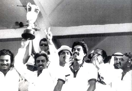 The Asia Cup as a showpiece continental tournament was conceived after the formation of the Asian Cricket Council in 1983.<br><br>The first tournament known as the Rothmans Asia Cup was held in Sharjah in a round-robin format. The series involved just three teams- India, Pakistan and Sri Lanka. <br><br>India won both their matches against Pakistan and Sri Lanka and since there was no final, they were crowned champions of the inaugural tournament. <br><br>Wicketkeeper-batsman Surinder Khanna, who slammed half-centuries in both games, surprise everyone by taking the Man-of-the-Series award.