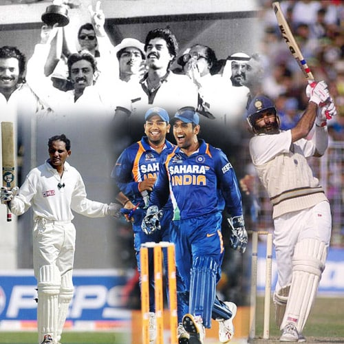 Since the inception of the Asia Cup in 1984, India have won the title five times.<br><br>Last winning the title in 1995, it took India 15 years and 5 tournaments to reclaim it. And with this win, India hold the record of winning Asia Cup title for the maximum number of time. <br><br><b>CricketNDTV.com</b> takes a look at those tournaments where India emerged victorious.