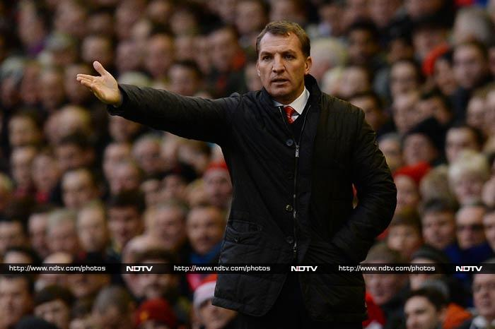 Manager Brendan Rodgers appeared satisfied with the final scoreline as well. Liverpool now are firmly in race to remain in top-4 of EPL standings.