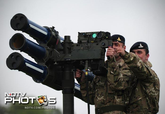 "Colonel Jon Campbell, commander of the Joint Ground Based Air Defence, said: ""We have done as much as we can to allay people's fears. ""The Rapier system has a world-class radar on it and is particularly good at picking up low and slow-moving objects in the sky. It means we're able to get the very best picture of what is happening in the skies of London,"" he said."