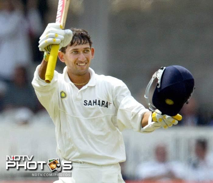 Surprise, surprise. Yes, the last Indian to slam a century at Lord's before Dravid got to the mark on Saturday was Ajit Agarkar. The man who always flattered to deceive with his talent made 109 in the 1st Test at Lord's in 2002, his only Test hundred to date. He, however, didn't find much support from the other end and India crumbled to a 170-run defeat.