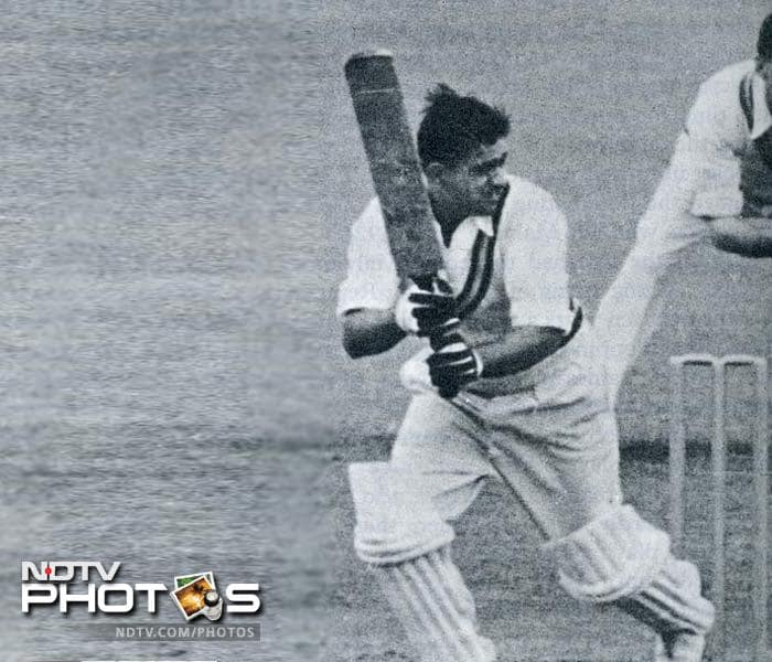 He was one of the early genuine all-rounders that India had. In the 2nd Test in 1952, Mankad top-scored for India with a 72 in the 1st inning and then slammed 184 in the 2nd but could still not prevent an 8-wicket loss for the team. He also failed to score big in the other matches of the series.