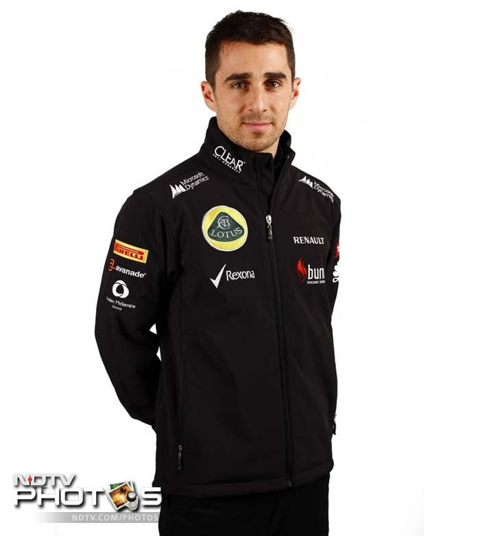 Bearing one of the most famous surnames in Formula One Nicolas Prost has taken up a developmental role with the Lotus team. <br><br> Nicolas is the son of four-times world champion Alain, and will play a crucial role is testing throughout the upcoming season. (Photo credit: AFP PHOTO/LOTUS FORMULA ONE TEAM)