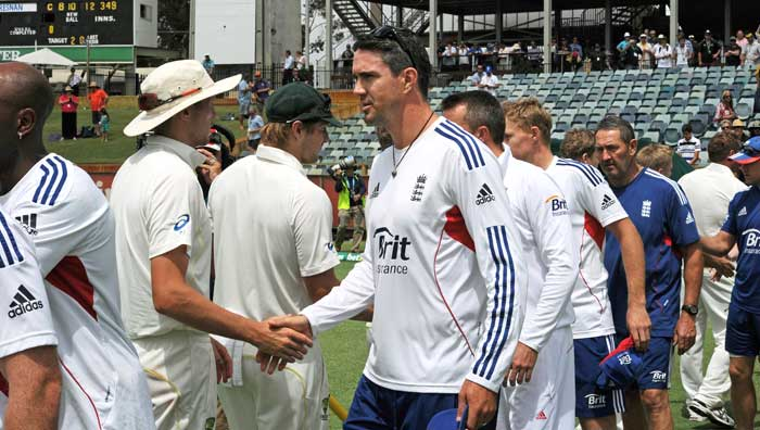 Despite some unsavory incidents during the three Tests the players shook hands as equals, although there was a big difference on the quality of cricket showcased.