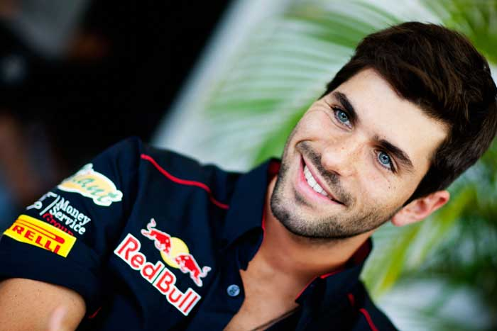 The Toro Rosso will be placed together as Jaime Alguersuari finished on 13th position. (Getty Images)
