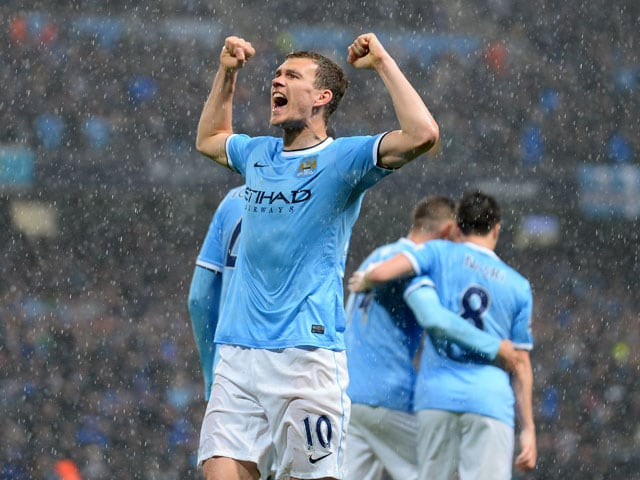 Manchester City Inch Closer Towards EPL Title With Thumping Win Over Villa