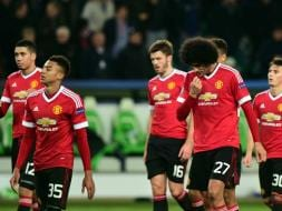 UEFA Champions League: Vfl Wolfsburg Show Manchester United The Door